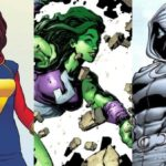 Three new superheroes are coming to kid's world