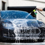 From Now WASA will Charge who Caught  Washing Vehicles with Pipe