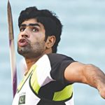 Arshad Nadeem qualified for Olympics 2020