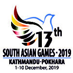 In 13th South Asian Games 2019 Pakistan Reserve Six Gold Medals