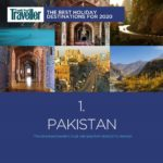 """Condé Nast Traveler"" World's best luxury travel magazine, marked Pakistan at top for holiday destinations for 2020"