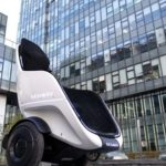 """Segway Releasing """"WheelChair Balance Car"""": Sit Up And Do it Yourself"""