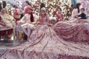 pak bride 100 kg dress