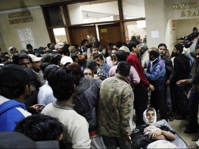 gas expositor Karachi 17 feb