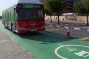 charging road dubai