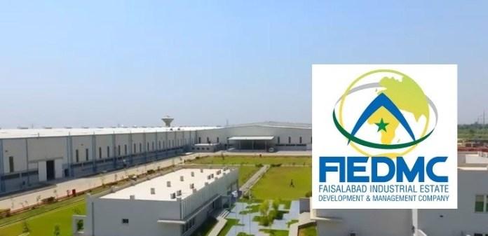 industrial city fsd
