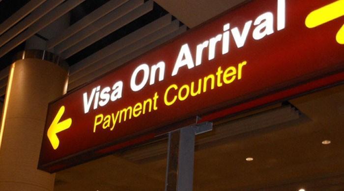 saudi visit visa on arrivl