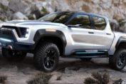 nikla motors hybrid truck