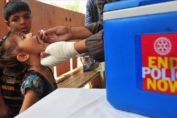 anti polio campaign