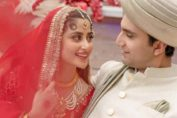 ahad and sajal wedding