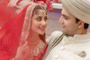 ahad and sajal wedding
