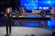 GM introduce electric vehicles