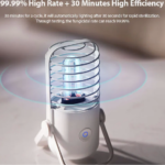 Xiaomi Smart UV Disinfection Sterilizer Lamp/Products to keep safe From Coronavirus