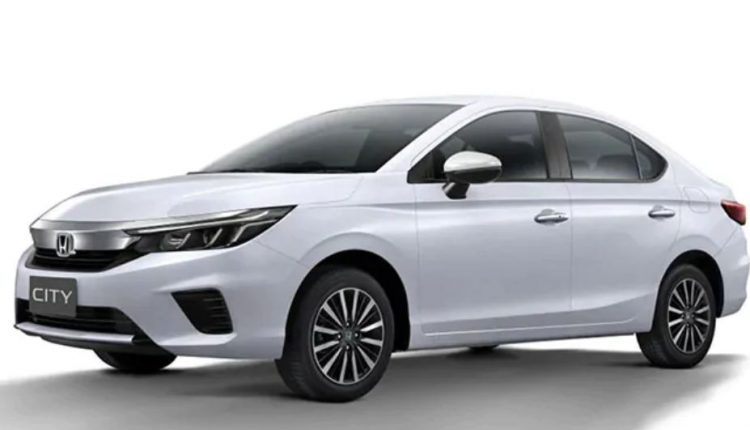 The Upcoming Honda City In Pakistan Preliminary Update