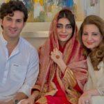 Shahroz Sabzwari and Sadaf Kanwal have Tied the Knot