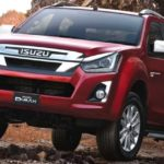Isuzu D-Max Facelift with a Sportier Look Launched in Pakistan