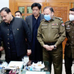 Usman Buzdar Inaugurates E-System for Traffic Challan Payment