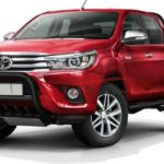 As Per Expactation: Hilux Revo, D-Max Prices To Increase Under New Budget