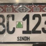 Sindh Introduces Unique Vehicle Registration Number Plates with Security Features