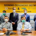 Soneri Bank, HBL Asset Management Sign Partnership Agreement