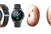 Galaxy Watch 3 and Galaxy Buds