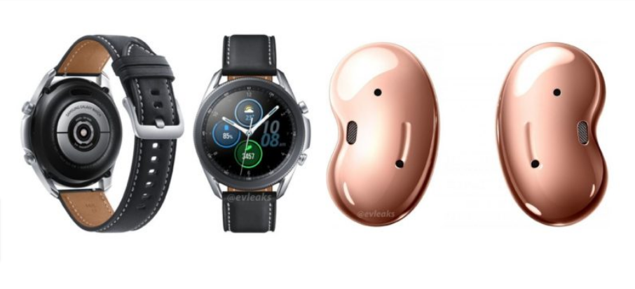 Galaxy Watch 3 and Galaxy Buds