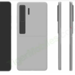 Huawei Patents a Smartphone that Resembles the Samsung Galaxy Z Flip