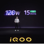 World's First 120W Fast Charging Unveiled by iQOO; First 120W iQOO Phone Could be Coming in August