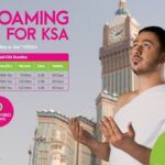 With Zong 4G's Saudi Arabia Roaming Bundles, Stay Connected With Your Loved Ones