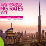 Zong Introduces UAE International Roaming Power Offer for Prepaid Customers