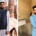 This Pakistani Carpenter is Now a Famous Fashion Model in Saudi Arabia