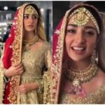 Sarah Khan & Falak Shabbir's Wedding Pictures and Videos