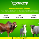 Twin Cities' Emerging Online Grocery Service 'Erocery' Brings Online Qurbani