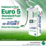 Pakistan's 1st Euro5 Fuel Station Established by PSO