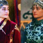 Ertugrul Actress Esra Bilgic's Sword Training Videos Win Hearts of Fans