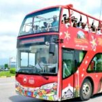 Double-Decker Bus Service Between Islamabad, Rawalpindi Makes Trial Run