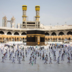 10 Pictures Of Historical Hajj 2020 Which Luckiest People Attended