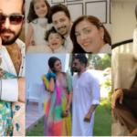 Pakistani Celebrities Clicks on Eid ul Adha 2020