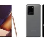 Samsung Galaxy Note 20 Ultra vs Galaxy S20 Ultra: Specs Comparison