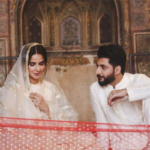 Saba Qamar Criticized For Shooting Song In Mosque [Video]