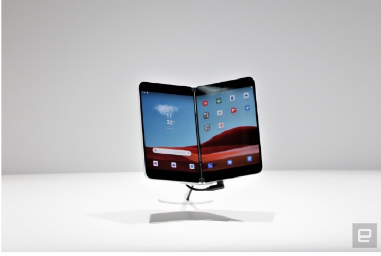 Microsoft due surface