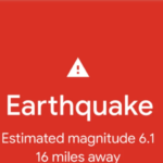 Your Android Phone Can Now Help Detect An Earthquake