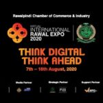 """Pakistan Braces For First Ever Virtual Expo named   """"Virtual International Rawal Expo 2020"""""""