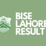BISE Lahore Inter Part-II Final Result 2020