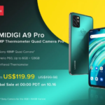 UMIDIGI Launches A9 Pro Budget Smartphone with Body Temperature Sensor; Global Giveaway Details Inside