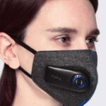 Xiaomi Offering Purely Electric Air Purifying PM2.5 Respirator Face Mask with Breathable Valve