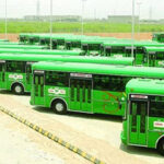 Govt to Procure Electric Buses for Karachi's Green Line BRT