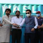 WASL (Water and Sanitation Logistics) Launches its First RO Water Plant in Bagh-e-Korangi