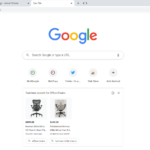 Google May Soon Show Ads on the Chrome Homepage