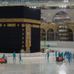 20,000 Pilgrims, 60,000 Worshipers can Enter Grand Mosque Daily from Sunday